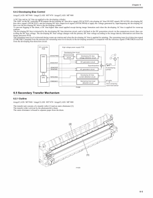 Canon imageCLASS MF7460 7470 7480 Service and Parts Manual